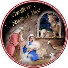 Che sia un Natale di pace