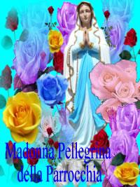 Madonna Pellegrina della parrocchia