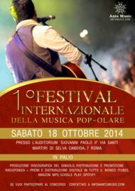 Farias 1° Festival Internazionale della Musica Pop-Olare