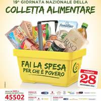 Colletta alimentare 2015
