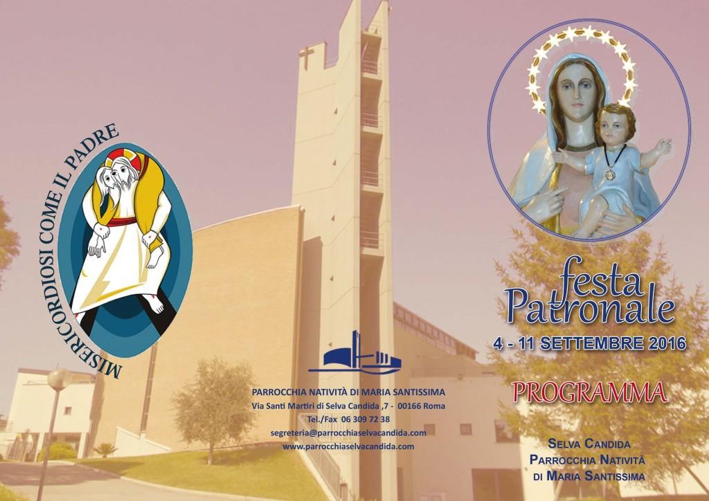 Pieghevoli Festa Patronale (1)