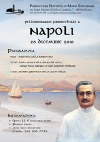Pellegrinaggio parrocchiale a Napoli