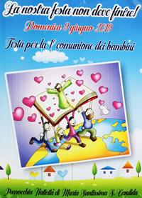 Festa Prima comunione bambini